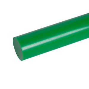 מוט פוליאתילן ירוק PEׂ