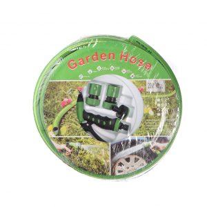 צינור גינה ירוק