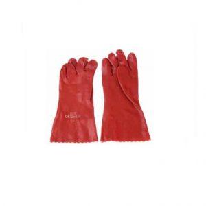זוג כפפות PVC ארוך