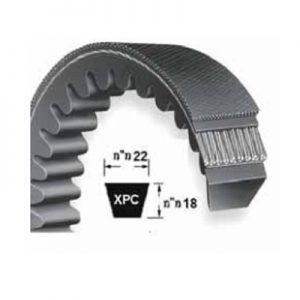 רצועת הנעה משוננת XPC חתך V